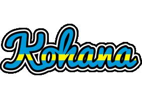 Kohana sweden logo