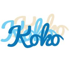 Koko breeze logo
