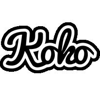 Koko chess logo