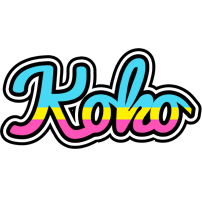 Koko circus logo