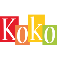 Koko colors logo