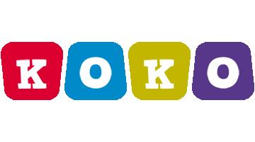 Koko daycare logo