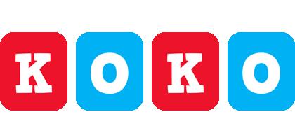 Koko diesel logo