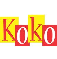 Koko errors logo