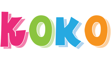 Koko friday logo