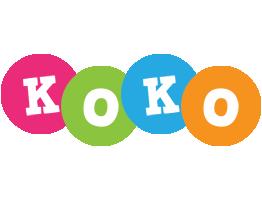 Koko friends logo