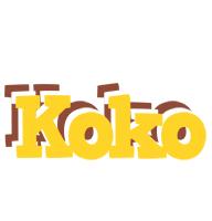 Koko hotcup logo