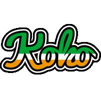 Koko ireland logo