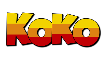 Koko jungle logo