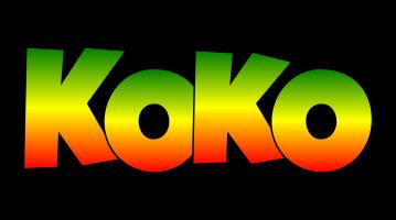 Koko mango logo