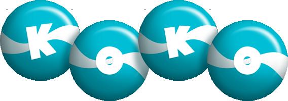 Koko messi logo