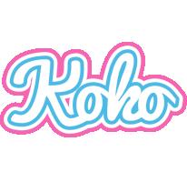 Koko outdoors logo