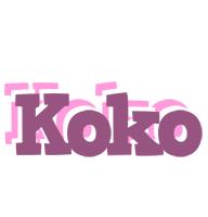 Koko relaxing logo