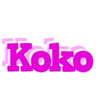 Koko rumba logo
