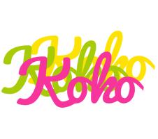 Koko sweets logo