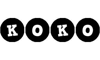 Koko tools logo
