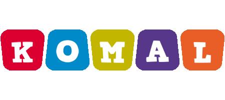 Komal daycare logo