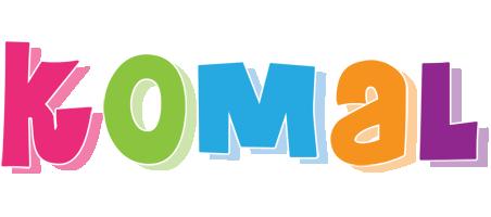 Komal friday logo