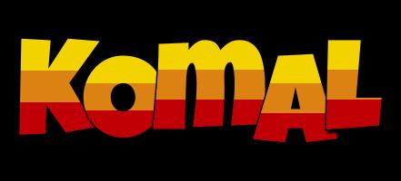 Komal jungle logo