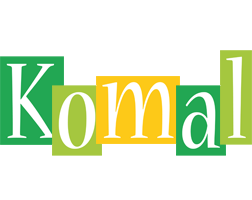Komal lemonade logo