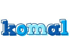 Komal sailor logo