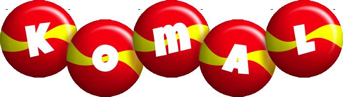 Komal spain logo