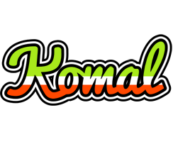 Komal superfun logo