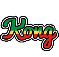 Kong african logo
