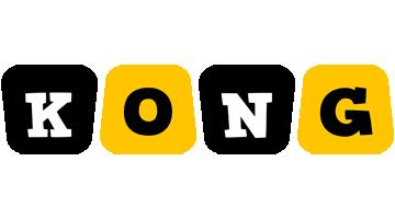 Kong boots logo