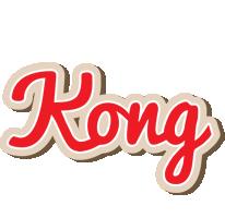 Kong chocolate logo