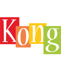 Kong colors logo