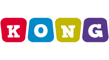 Kong daycare logo