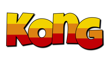 Kong jungle logo