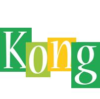 Kong lemonade logo