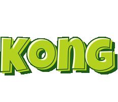 Kong summer logo