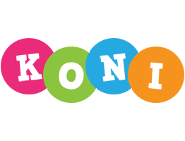 Koni friends logo