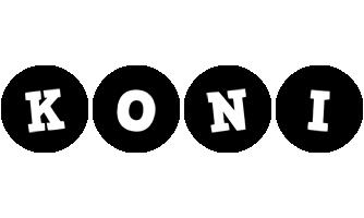 Koni tools logo
