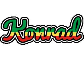 Konrad african logo