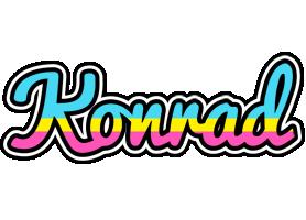 Konrad circus logo