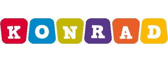 Konrad daycare logo