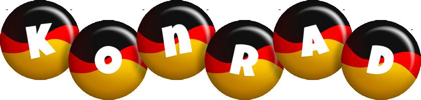 Konrad german logo