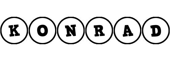 Konrad handy logo