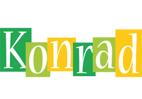 Konrad lemonade logo