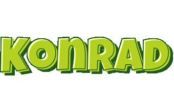 Konrad summer logo