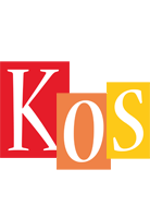 Kos colors logo