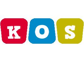 Kos daycare logo