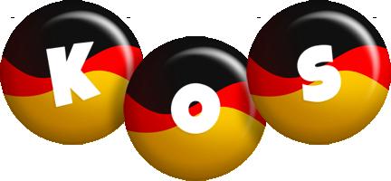 Kos german logo