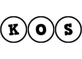 Kos handy logo