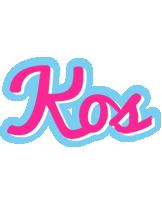 Kos popstar logo