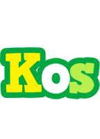 Kos soccer logo